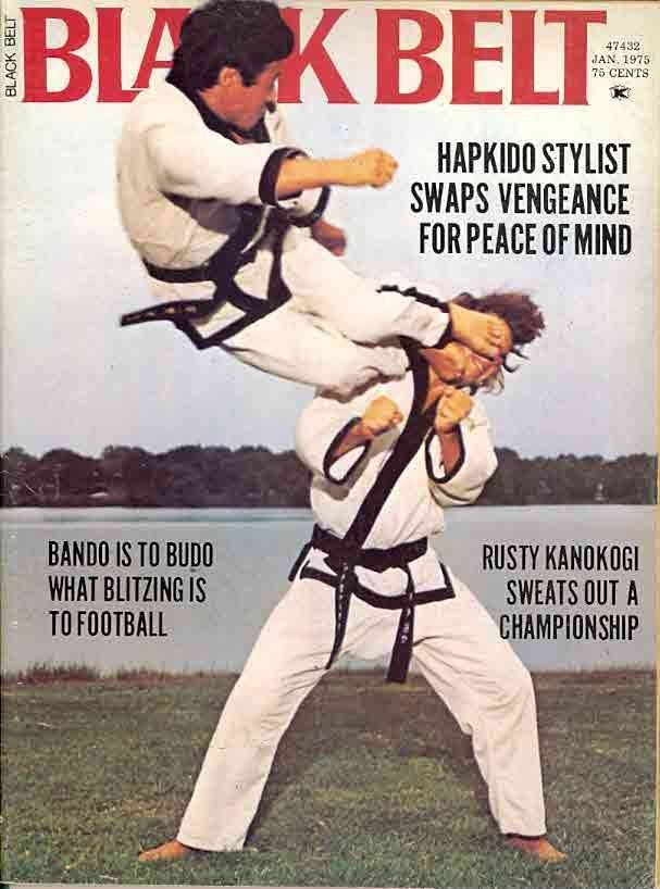 flying face kick martial arts magazine covers pinterest