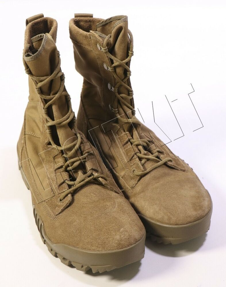 Nike Sfb Jungle Leather 8 Boot Size 10 Coyote Brown Navy Seal Nsw 828654 900 Fashion Clothing Shoes Accessories Mensshoes Boots Boots Nike Sfb Leather