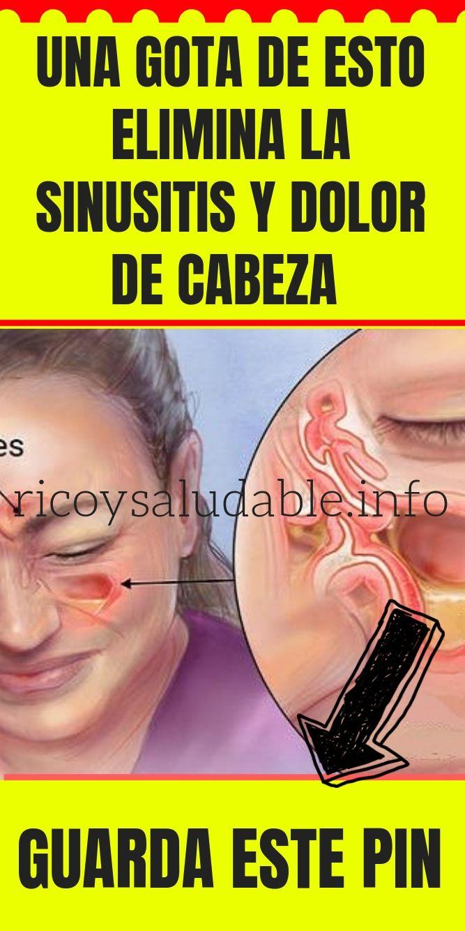 Dolor de cabeza y remedio casero para el resfriado