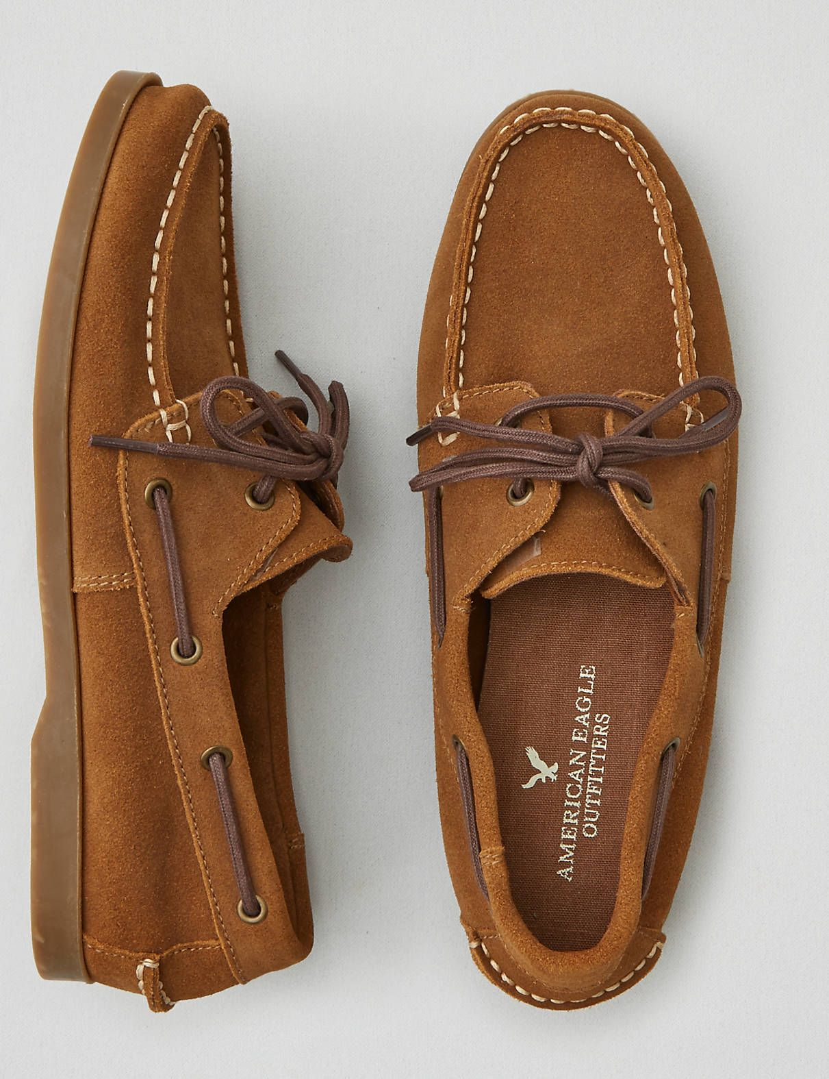 f9f71eeb4051 Sperry Authentic Suede Boat Shoe | Eagles | Shoes, Boat shoes ...