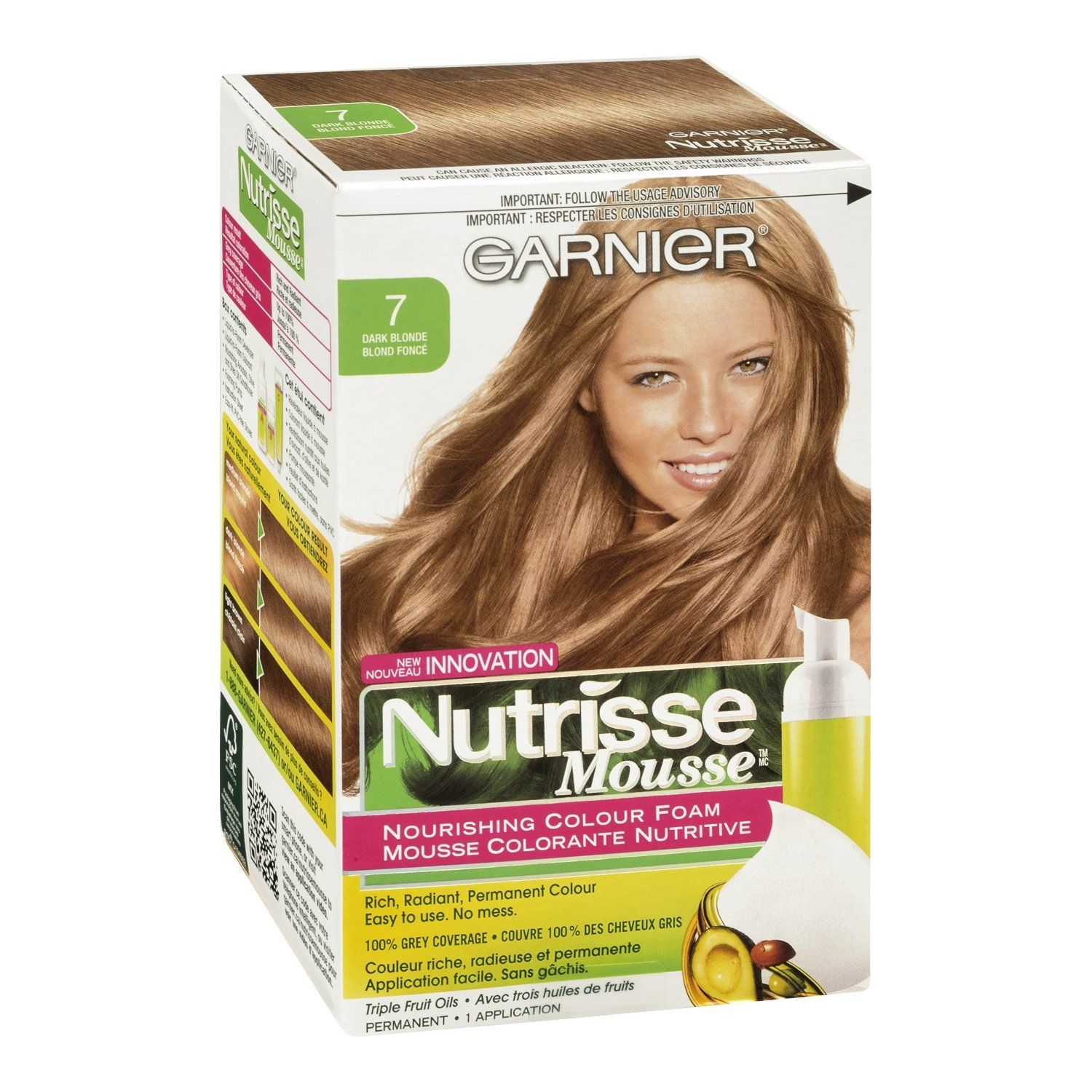 Dark Blonde Hair Dye Garnier Best Hair Color To Cover Gray At