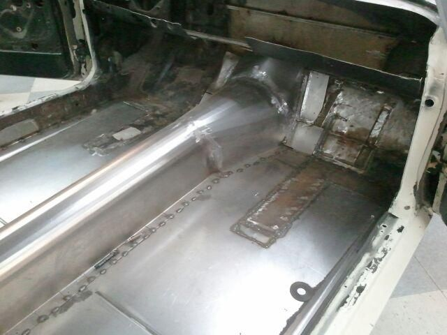 Custom Floor Pans Sheet Metal Fabrication Chassis Fabrication Metal Fab