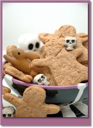 Dog Halloween Cookie Recipe