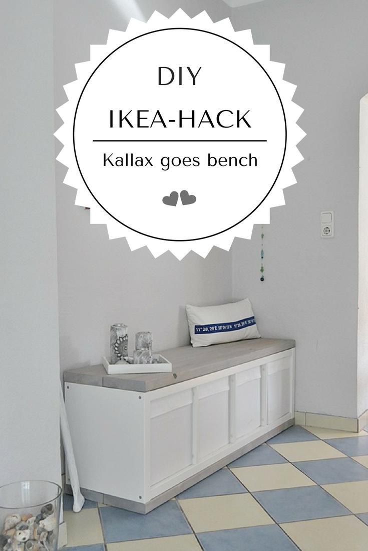 [DIY]: Flur Makeover Mit Ikea Hack Und Selbstgebauter Garderobe