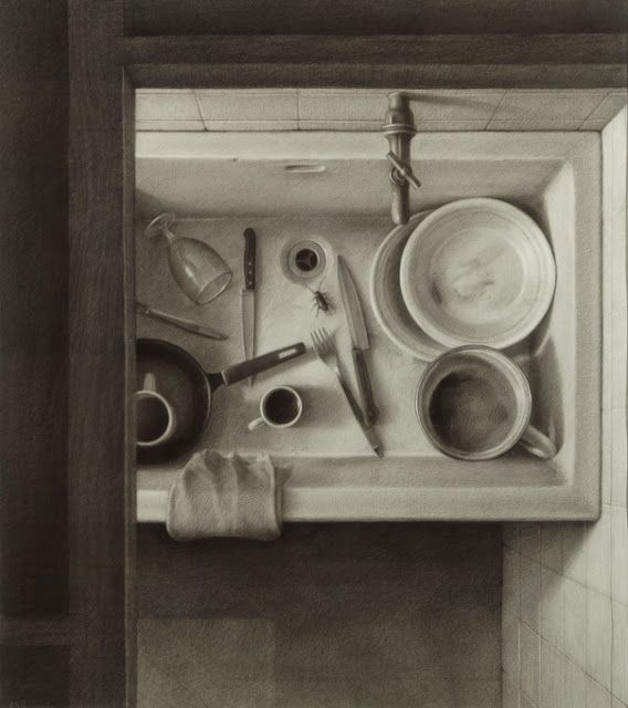 Hyperrealism Visual Arts: Aldo Bahamonde A Chiean Artist