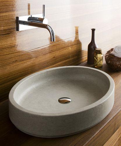 Neutra Waschbecken vask til bad fra nautra design bathrooms basin