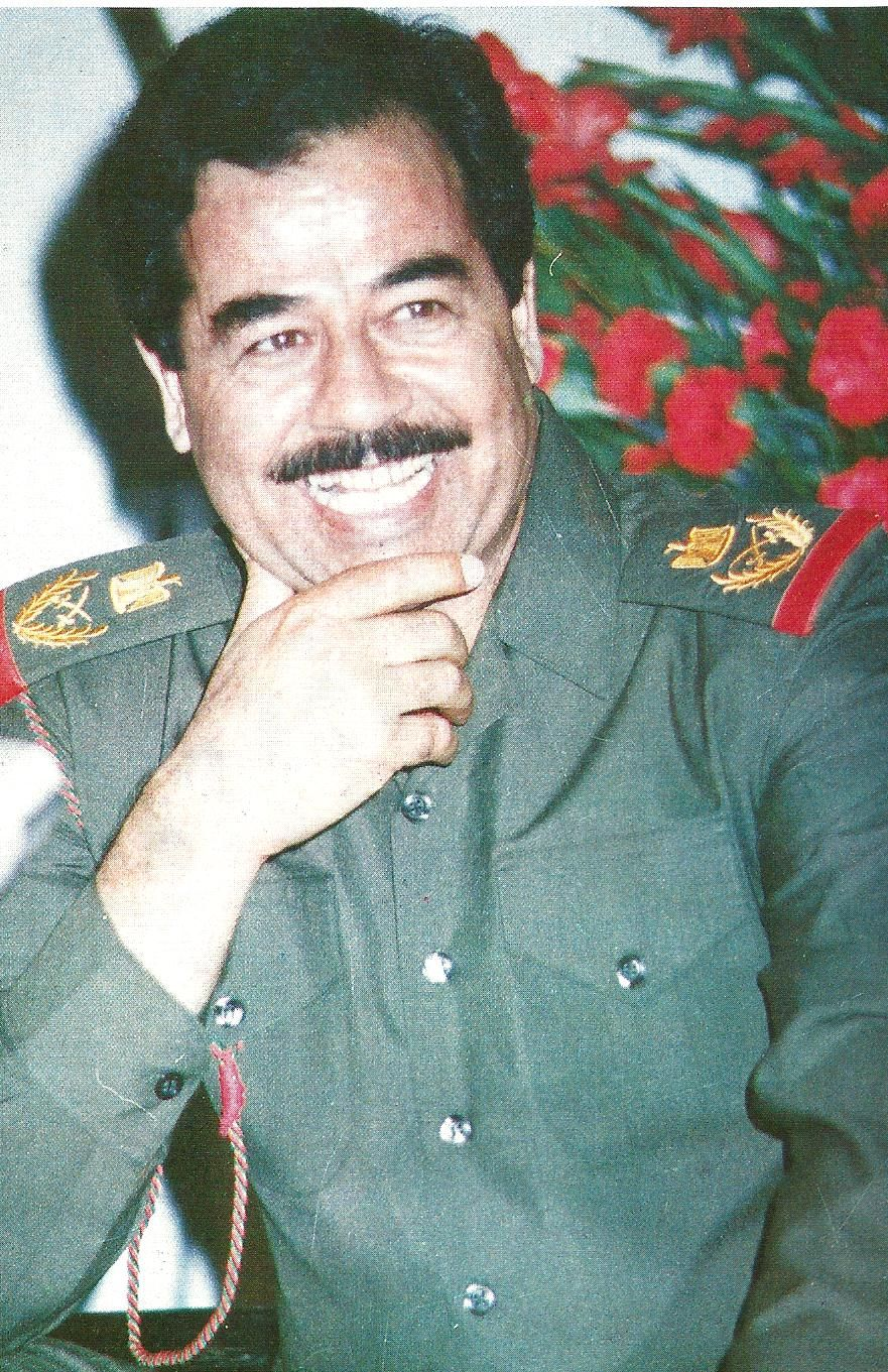 Pin By ª On Allah Baghdad Iraq Historical Characters Saddam Hussein