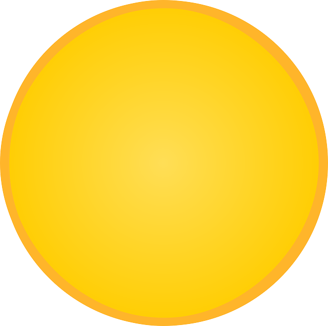 Free Image On Pixabay Yellow Circle Round Gold Shape Kirby Precious Metals Conspiracy