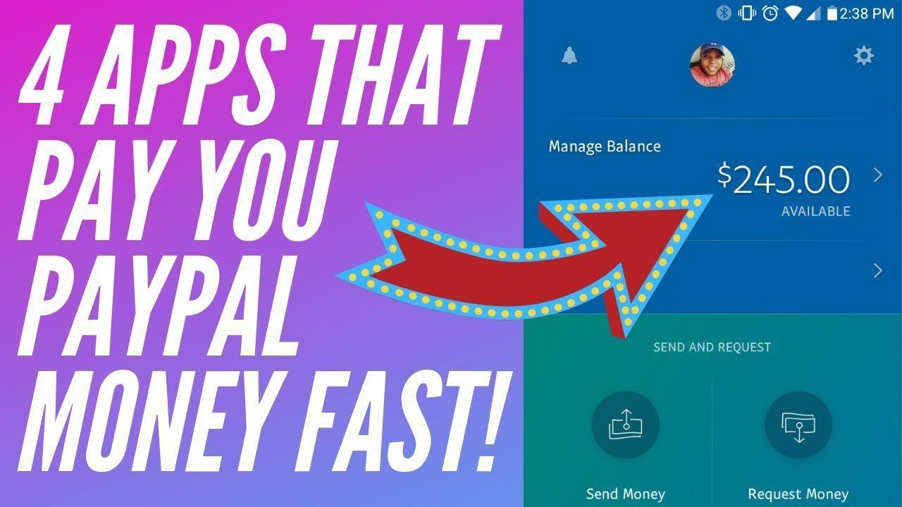 make money fast paypal