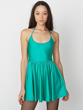 79962df3e3d Nylon Tricot Figure Skater Dress