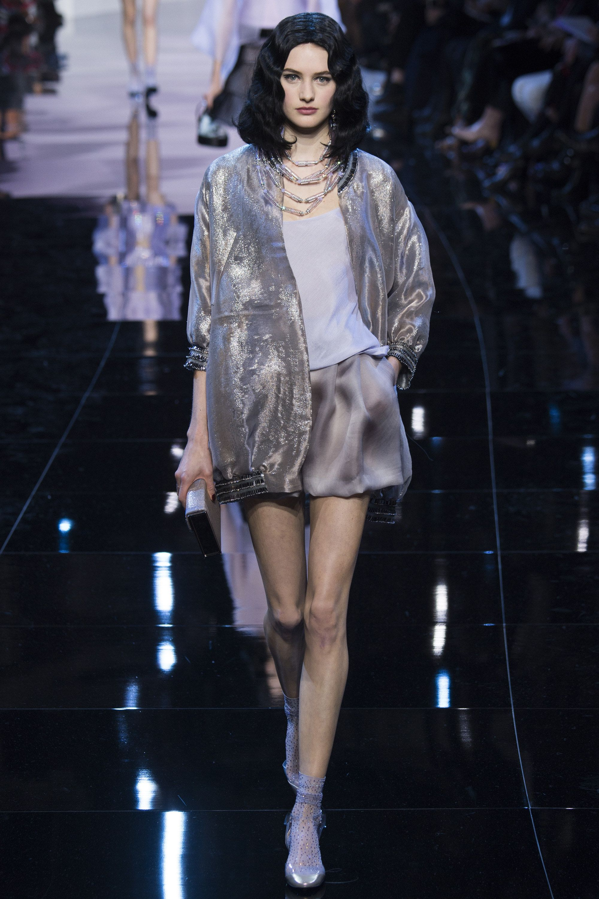 Armani Privé Spring 2016 Couture Fashion Show | Year of ...