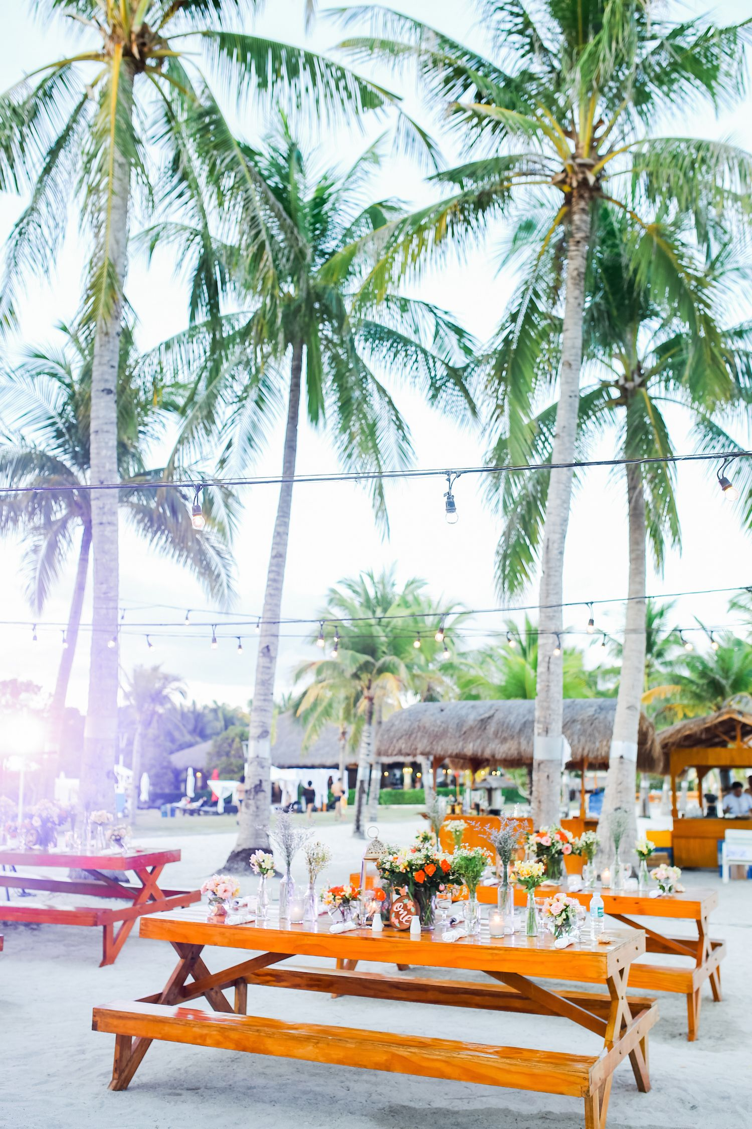 Amazing Beach Wedding In The Philippines Wedding Venues Wedding