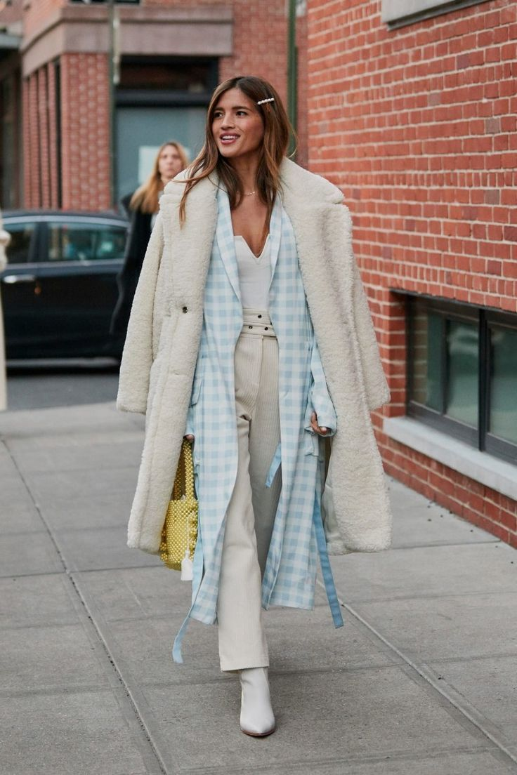 The Best Street Style Looks From New York Fashion Week Fall 2019 #autumninnewyork