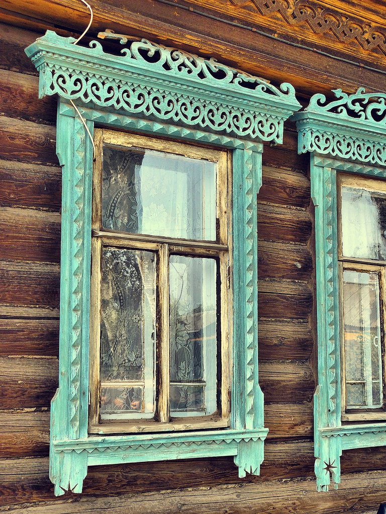 Decorative Windows For Houses Traditional Decorative Carved Wood Window Framemyshkin Russia