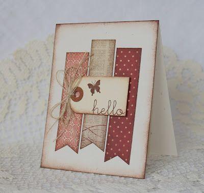 Cute card by Kim Bell