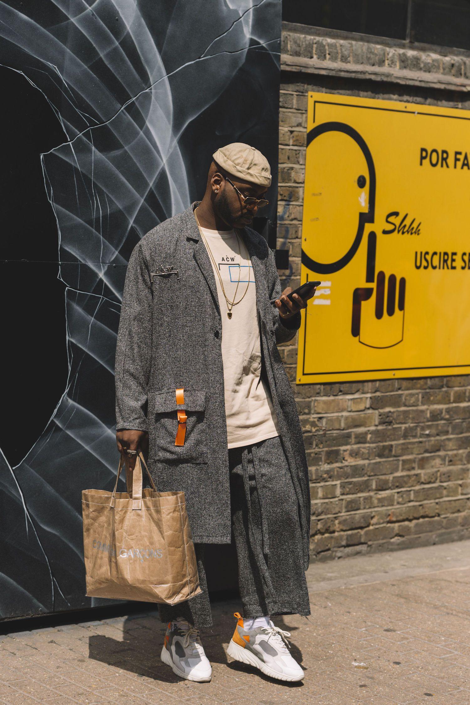 Street Style: London Fashion Week Men's Day 2