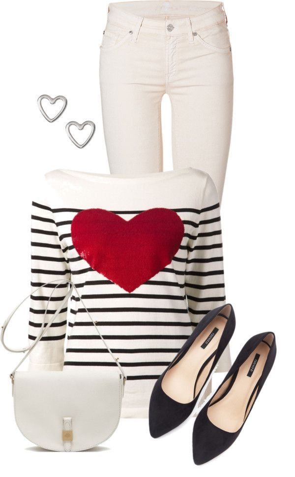 25 Great Ideas Of Valentines Day Outfits From Polyvore Holiday