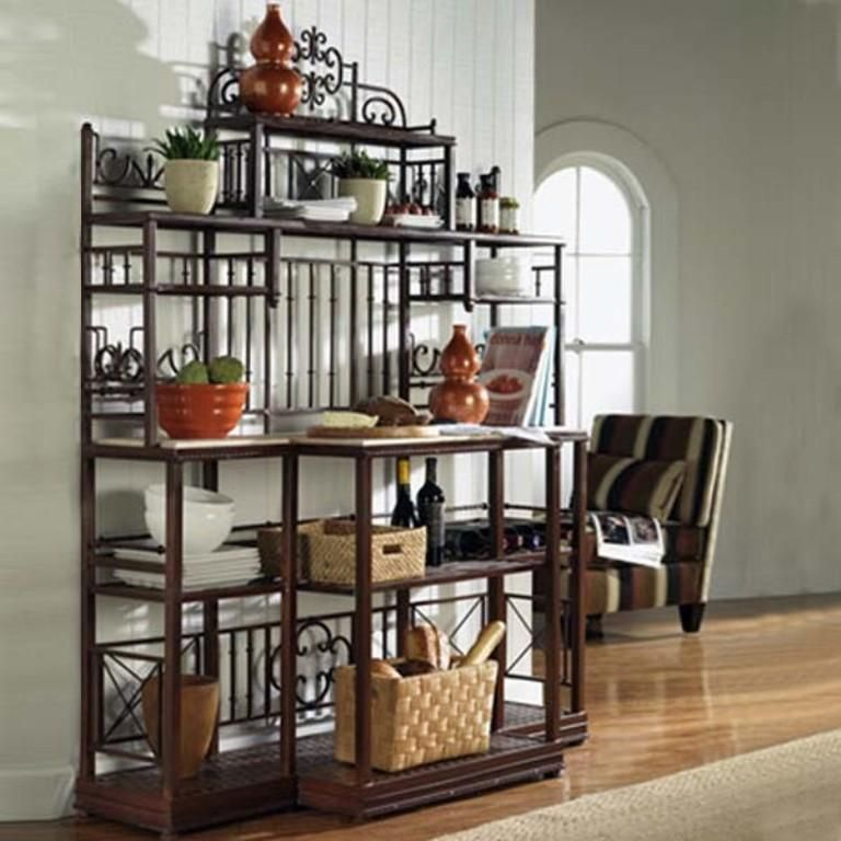 10 Useful Bakers Rack Design Ideas   Rilane. 10 Useful Bakers Rack Design Ideas   Rilane   HOME DECOR