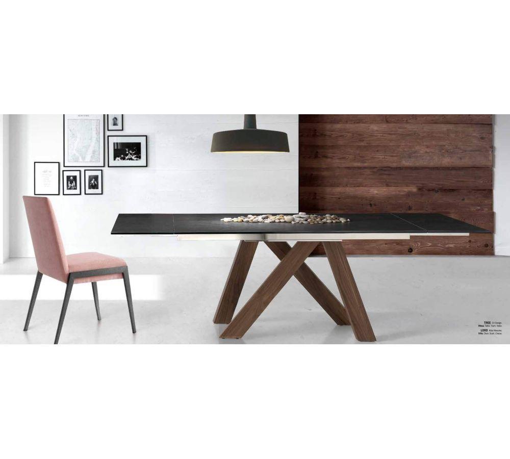 Mesa de Comedor Extensible Nacher Tree | Mesas de comedor ...