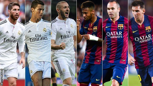 The Biggest Game In Club History Real Madrid Sporting Live Bbc Sport