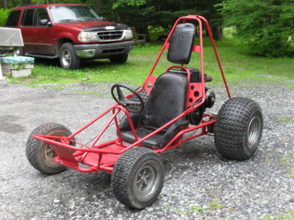 dingo go kart rear axle - Google Search   Go kart wanted by me ...