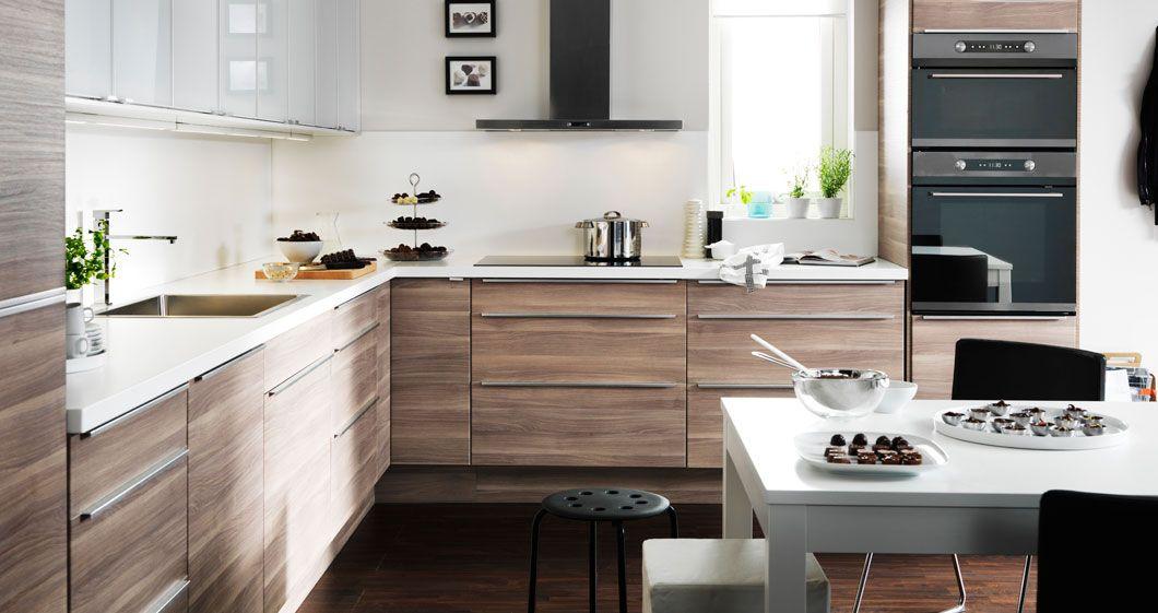 Ikea vous offre 100 ikea offrir et cuisine ikea - Ikea plan de travail bois ...
