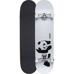 Enjoi Whitey Panda Full Complete Skateboard