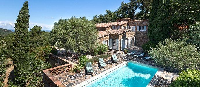 Luxury Villa In France, Cote Du0027Azur