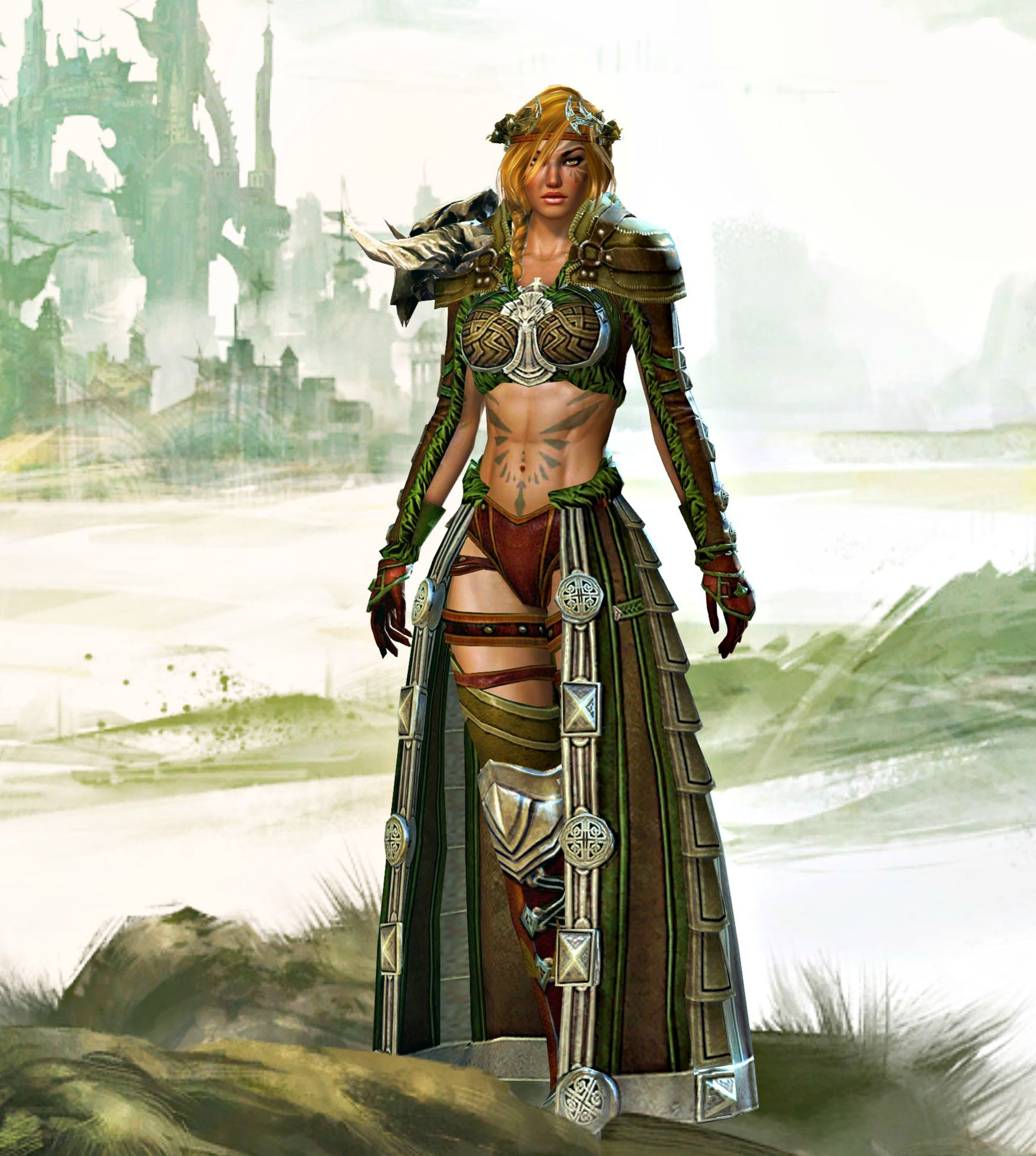 GW2 Style | Guild wars in 2019 | Fantasy characters, Fantasy