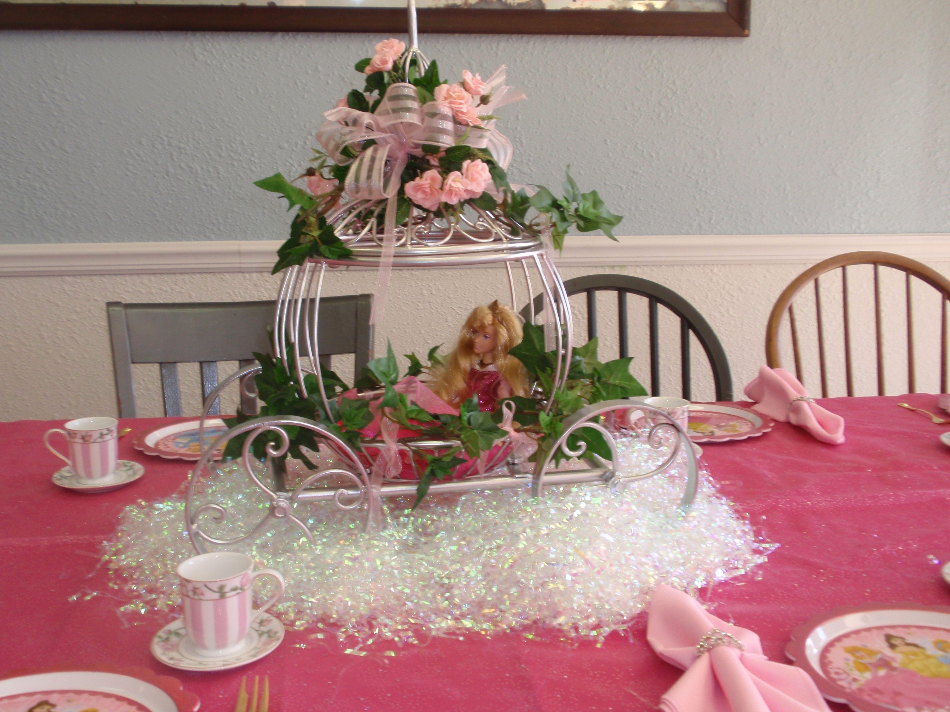 Princess Tea Party Tea Party Table Tea Party Table Settings