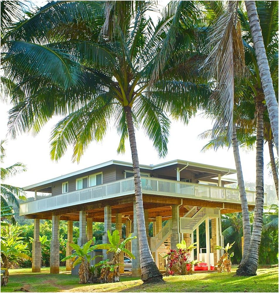 little conch key beach front cottage florida resort from Beach House ...
