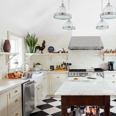 Great Classic Kitchen From This Old House Kitchen Design White