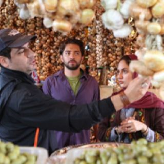 Farmers market. Iran. Rasht.