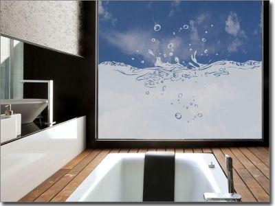 folie fuer glass in fenster - google search   mi casa   pinterest ... - Folie Für Badezimmerfenster