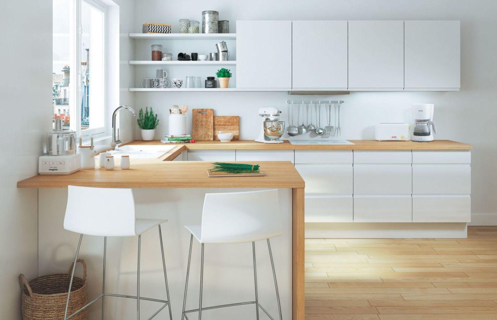 But Plan De Travail.5 Conseils Pour Amenager Une Petite Cuisine Blog Rhinov