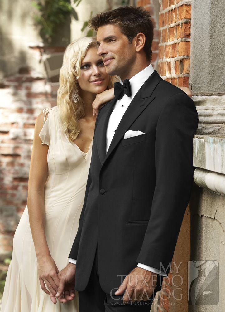 Black Tuxedo Rental- Prom tuxedo or Wedding tuxedo, Dallas, Plano ...