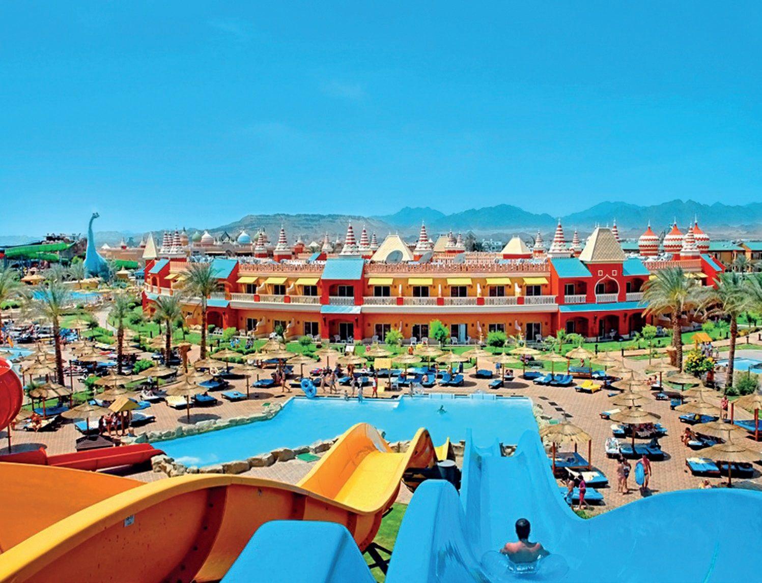 Albatros Aqua Blu Resort Sharm El Sheikh 4 V Sharm El Shejh Sharm El Sheikh Dolores Park Resort
