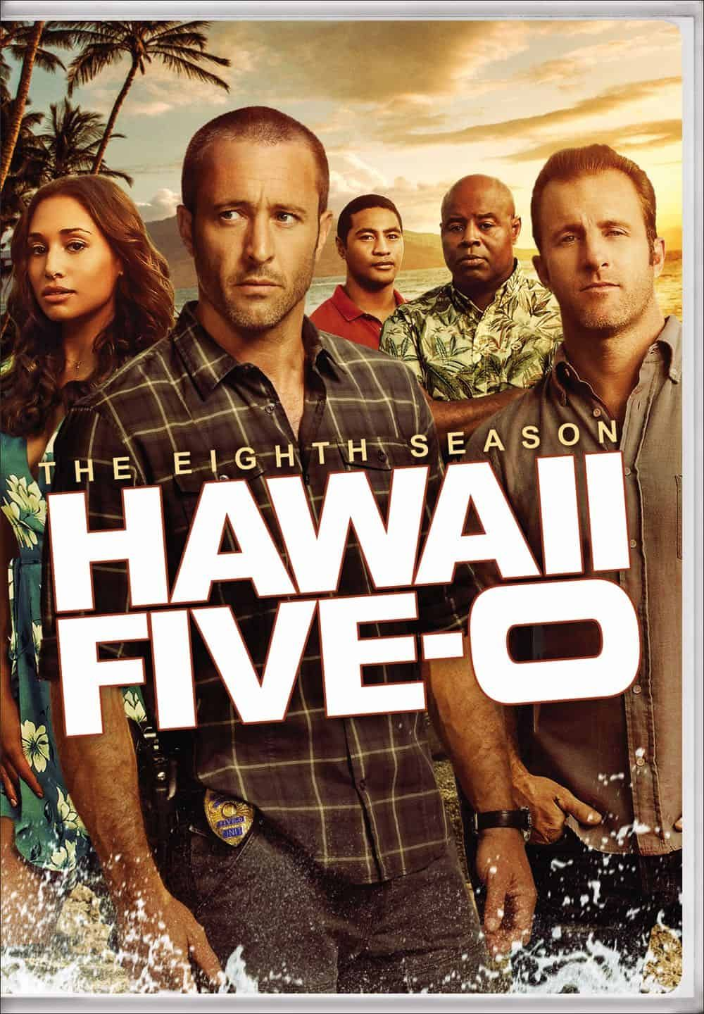 hawaii five o staffel 8 dvd