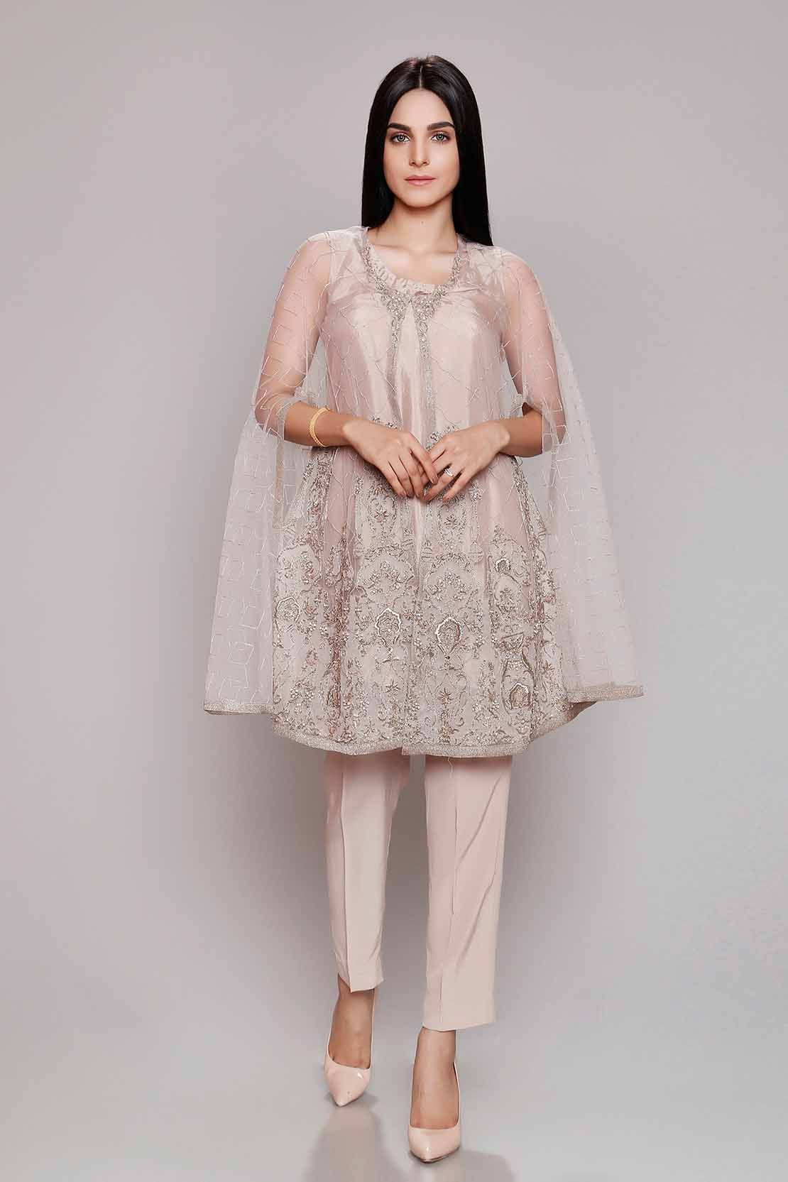 543a84717dd30c Latest Party Wear Dresses Embroidered Suits 2018-19 Designs by Chinyere