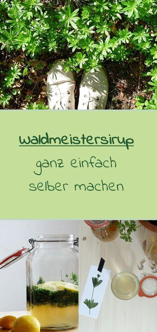 Photo of Rezept für Waldmeistersirup – my morningsun