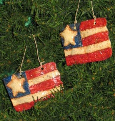 Americana flag christmas salt dough ornament by tennesseecreations americana flag christmas salt dough ornament by tennesseecreations 498 solutioingenieria Gallery