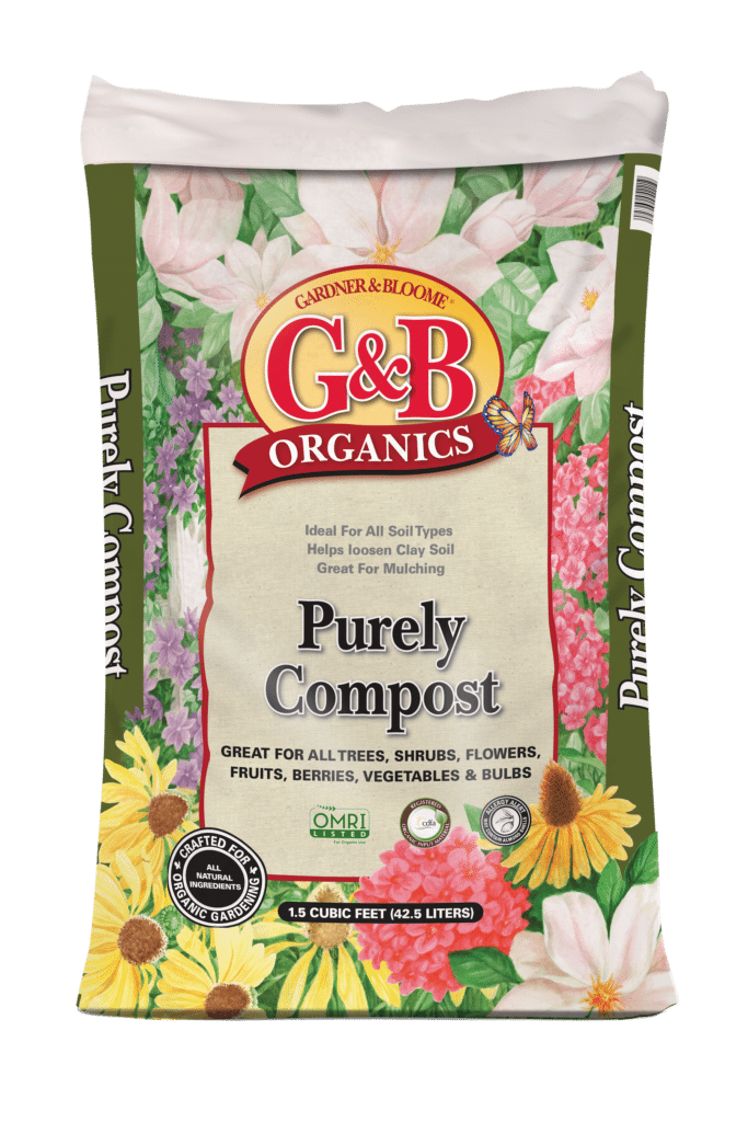 Purely Compost Organic Compost for All Soil Types