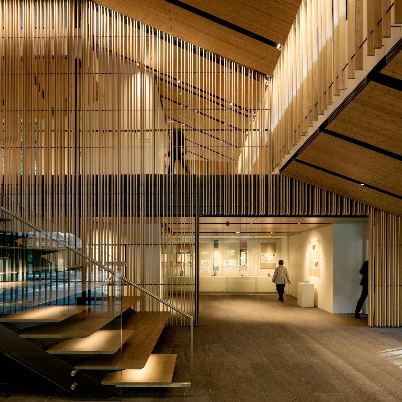 Portland Japanese Gardens Luma Lighting Design Modern