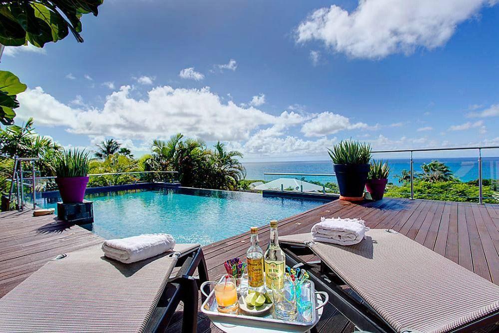 Bouillante, Guadeloupe 2 bedroom $1203 total - Get $25 credit with - maison de vacances a louer avec piscine