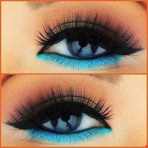 Azul. Hermoso