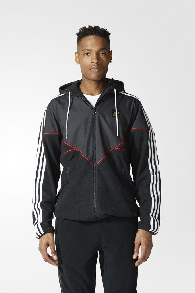 Adidas Premier Winbreaker Jacket | Men's Clothing | Jackets