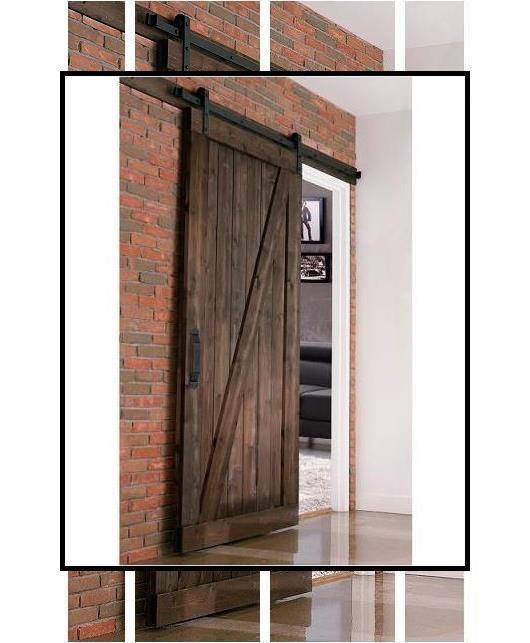 Exterior Barn Door Hardware   Modern Barn Doors For Sale ...