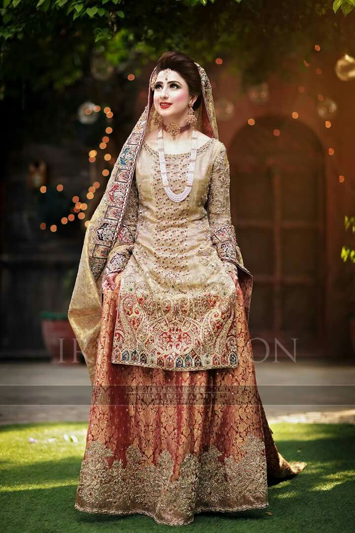 Muslim bride in Hyderabad (City of Royals) | wedding dreeses | Desi