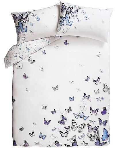 George Home Butterfly Duvet Cover