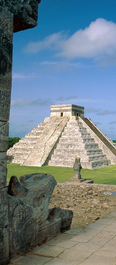 Piramides de mexico informacion